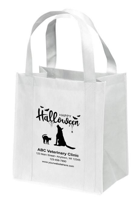 NWB22 - Personalized Non-Woven Tote Bag - 13W x 10 x 15H