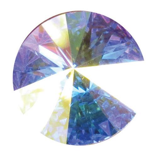 SCOCT - Swarovski Crystal Gemstones Opal (October) 6 stones/pack. For ClayPaws® Prints