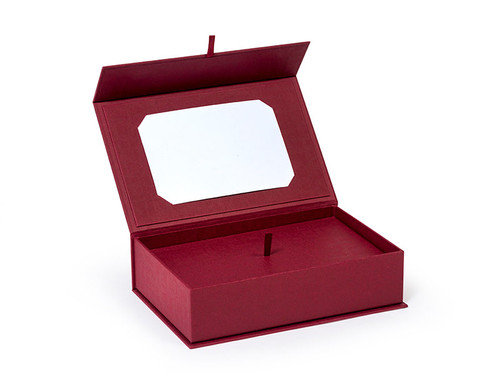 "VPKS - Memorial Pet Keepsake Box - Small (7 ½"" x 5"" x 2"")"