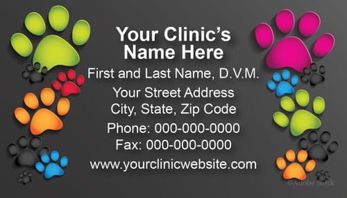 VBCSTD149-Standard, Appointment Backed, or Magnetic Business Card