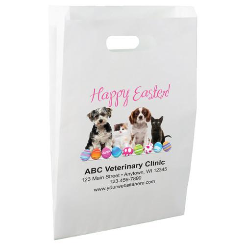 FCPHS20 - Die Cut Paper Handle Bag
