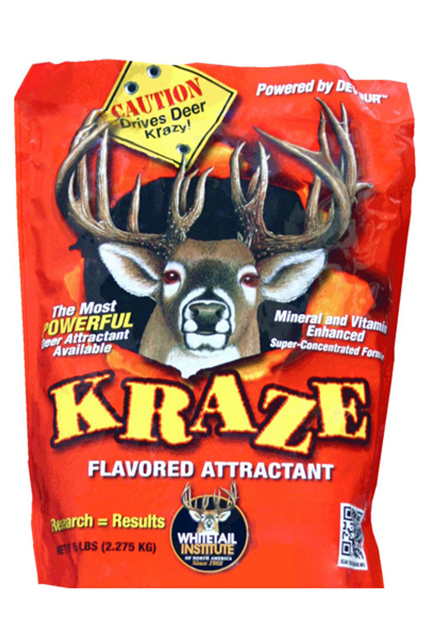 Kraze Deer Attractant