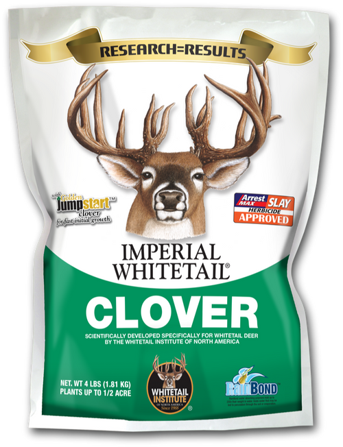 Copy of Imperial Whitetail Clover (Perennial)