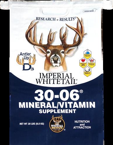 Whitetail Institute 30 06 Mineral Block
