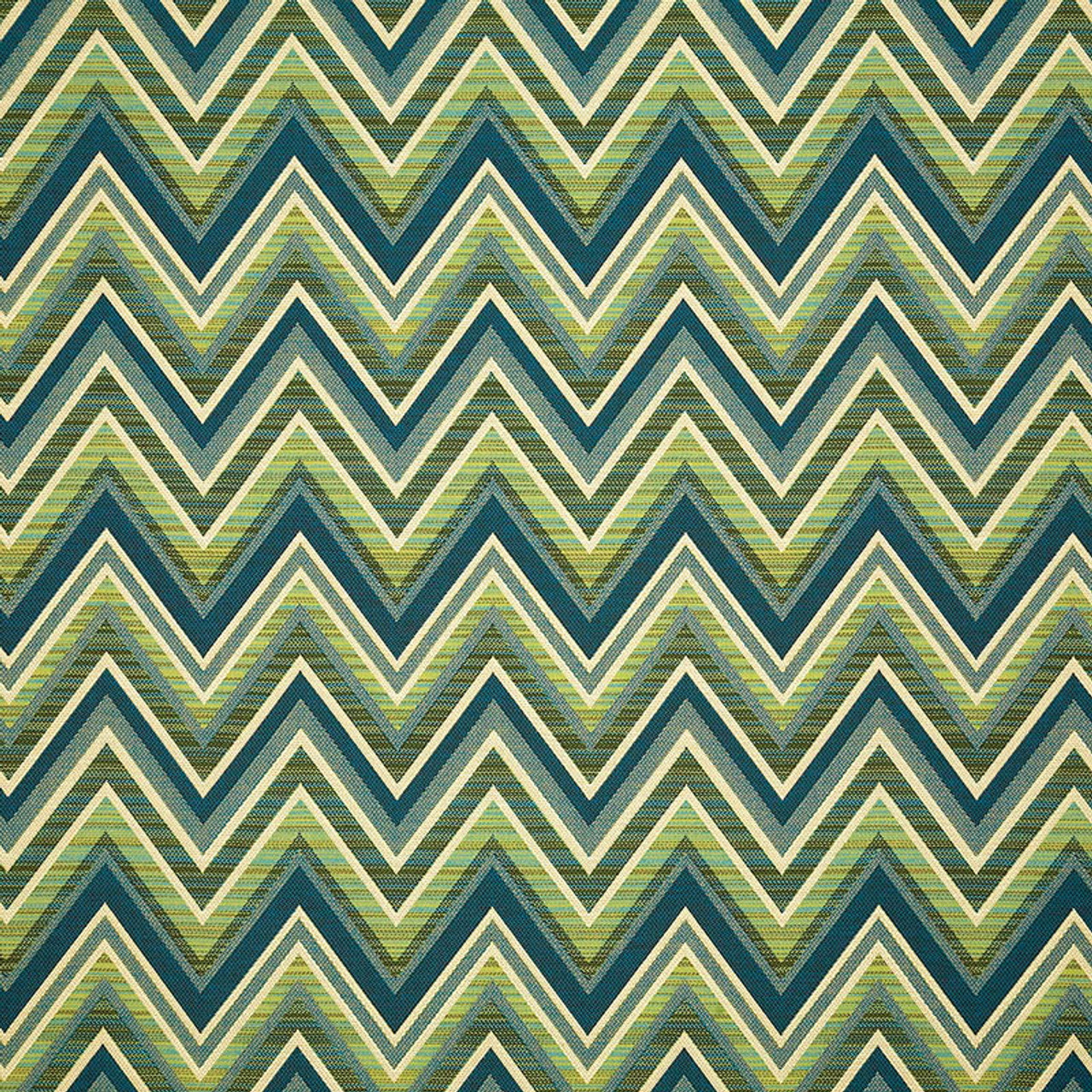 Sunbrella® Indoor Gateway Tropic 56101-0000 Outdoor Upholstery Fabric