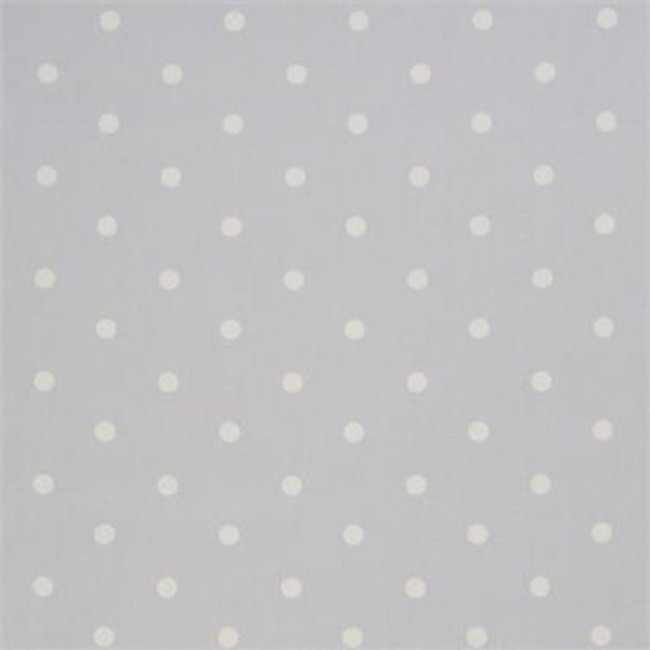 Clarke and Clarke Dotty Lime Designer Curtain Upholstery Fabric
