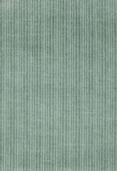 Antique Strie Velvet Aqua 64718 By Schumacher Fabric