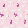 Bunny Binkies Fluff Metallic by Art Gallery