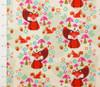 Acorn Valley Cream Knit by Riley Blake