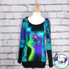 Whimsy Witch Child Panel Knit by Made Whimsy