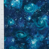Astral Blue Knit by Timeless Treasures