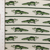 Pre-Order Gator Stripes Designed by Steve Rampton for Made Whimsy