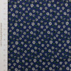 Daisies on Blue Designed by Steve Rampton for Made Whimsy