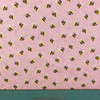 Bumble Bees on Pink by Studio E