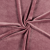 Rosy Pink Euro Stretch Velvet Knit