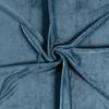 Petrol Euro Stretch Velvet Knit