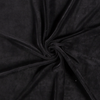 Black Euro Stretch Velvet Knit