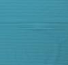 Petrol Yarn Dyed Stripes Euro Knit