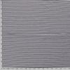 Black White Yarn Dyed Stripes Euro Knit