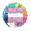 """Homemade Pre-Cut 10"""" Charm Squares by Tula Pink"""