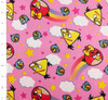 Angry Birds Girl Rainbows Pink