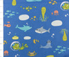 Bartholomeows Reef Deep Water Animals by Moda