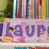 My Favorite Fabric Bookmark