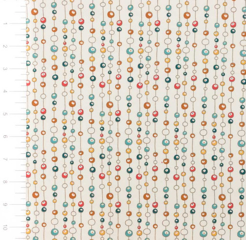 Birch Organics Picnic Whimsy Dotted Lines