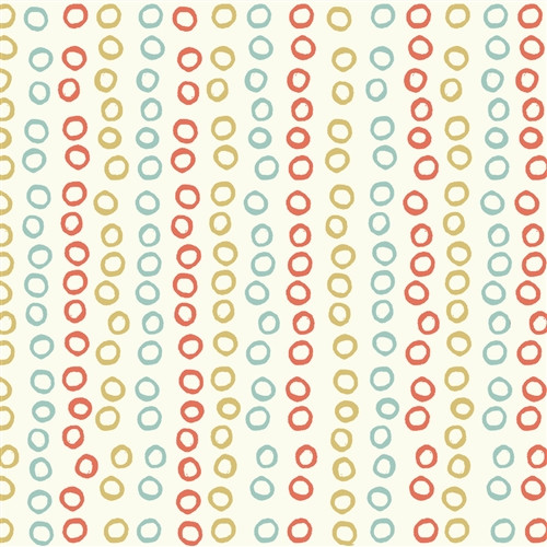 Bubble Rings Girl Knit by Birch Organics