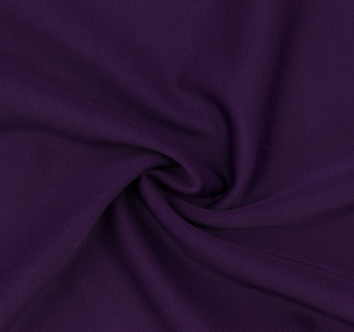 Plum SPF 50 Solid Nylon Spandex Swimsuit/Athletic Fabric
