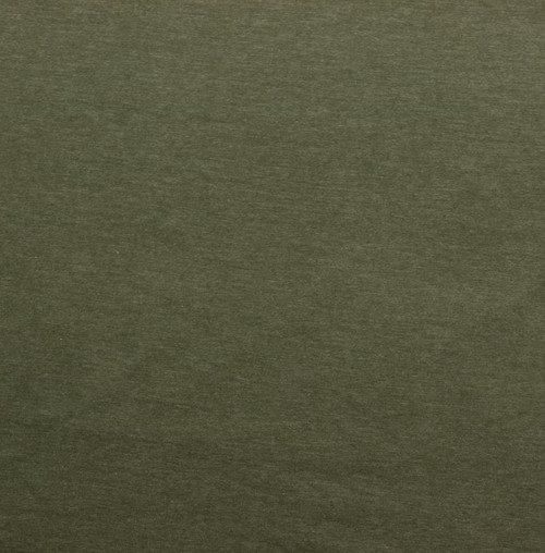 Heathered Dark Olive Knit by Made Whimsy