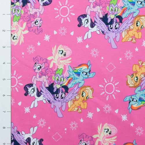 My Little Pony Pink Knit by Camelot