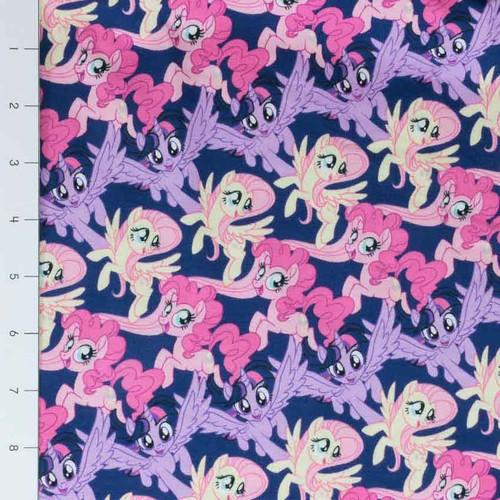 My Little Pony Navy Knit by Camelot