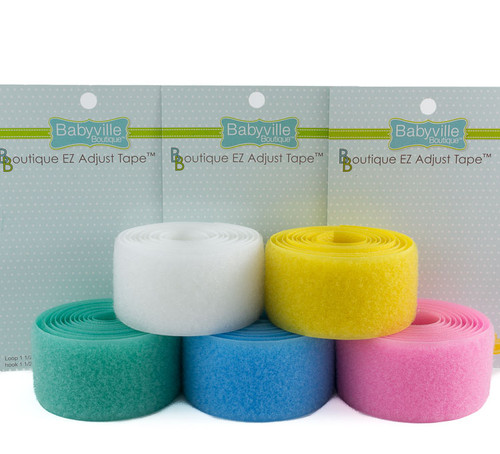 "Babyville Boutique EZ Adjust 1.5"" Tape"
