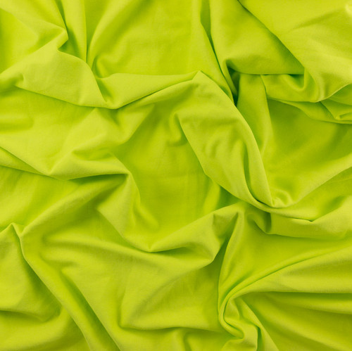 Lemon Lime Dream Solid Knit by Made Whimsy