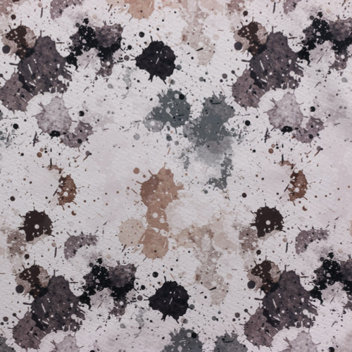 Earth Tones Splatter by ClarkMade for Made Whimsy