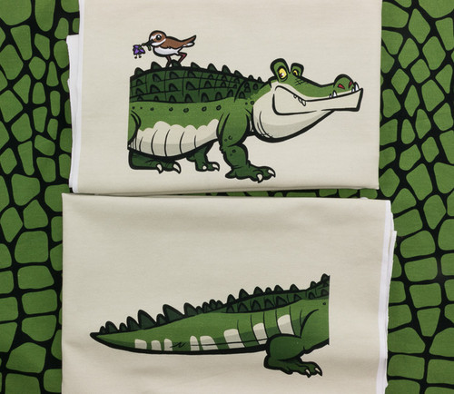 Gator Panel Set Designed by Steve Rampton for Made Whimsy