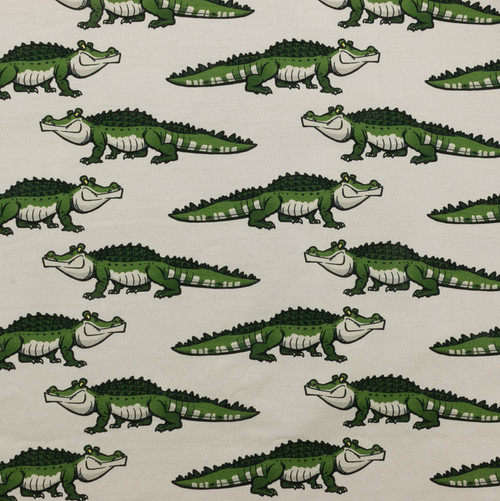 Just Gators Designed by Steve Rampton for Made Whimsy