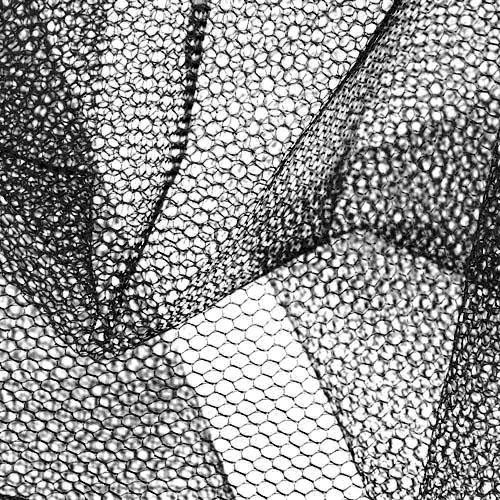 Nylon Netting Black
