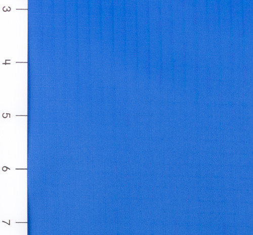 Ripstop Nylon, Electric Blue