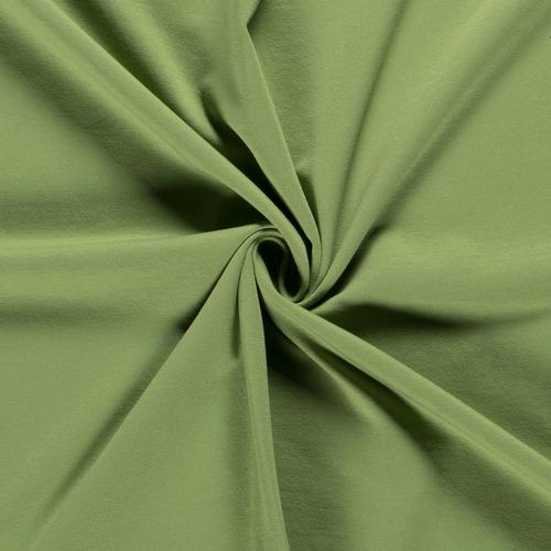 Avocado Green Sweatshirt Euro Knit