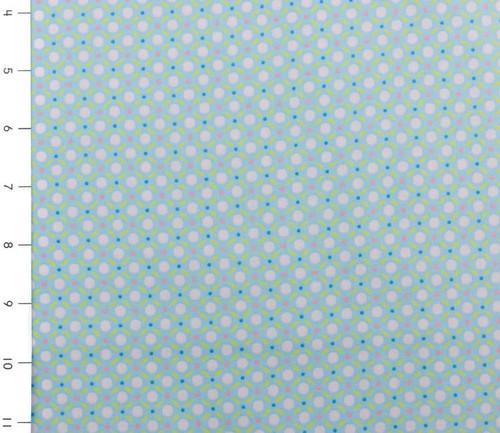 Candy Bloom Green Spot by Ella Blue