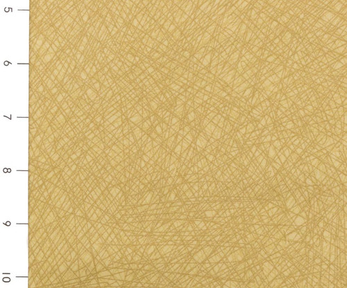 Amboseli Yellow Sketch by Quilting Treasures