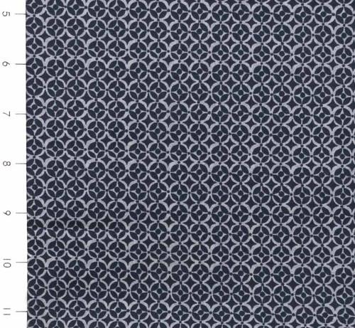 Amboseli Dark Grey Pattern by Quilting Treasures