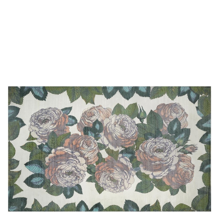 The Rose Sepia - Large Rug - 200x300cm