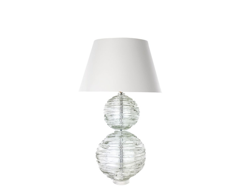 Alfie Table Lamp Clear