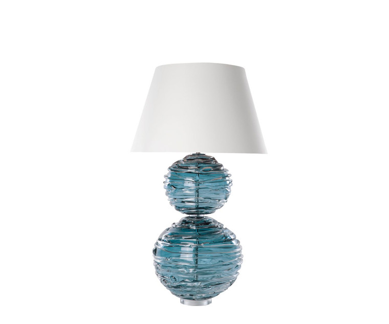 Alfie Table Lamp Turquoise