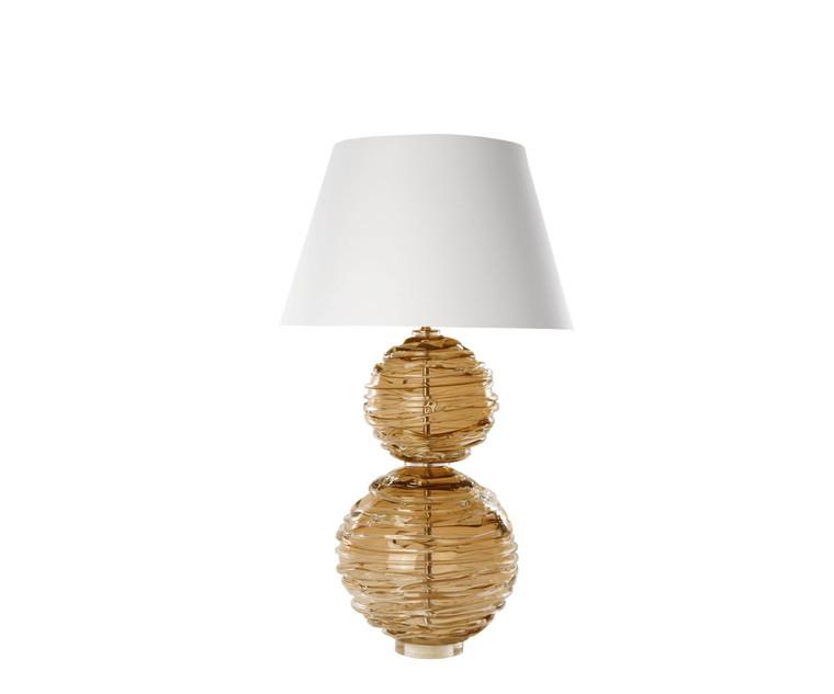 Alfie Table Lamp Amber