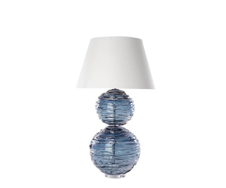 Alfie Table Lamp Steel Blue
