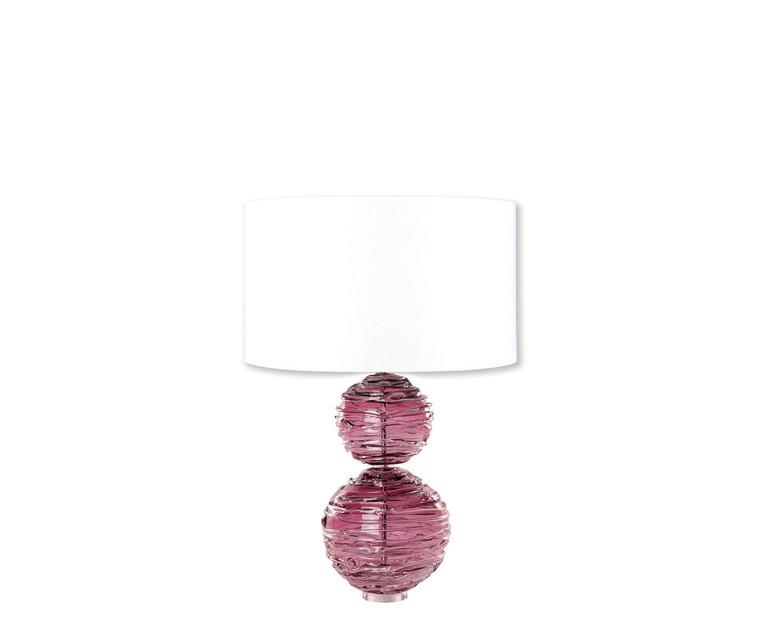 Alfie Junior Table Lamp Gold Ruby